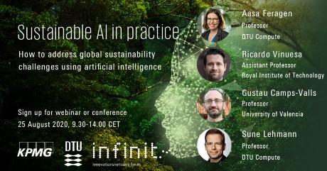 Sustainable AI in practice event